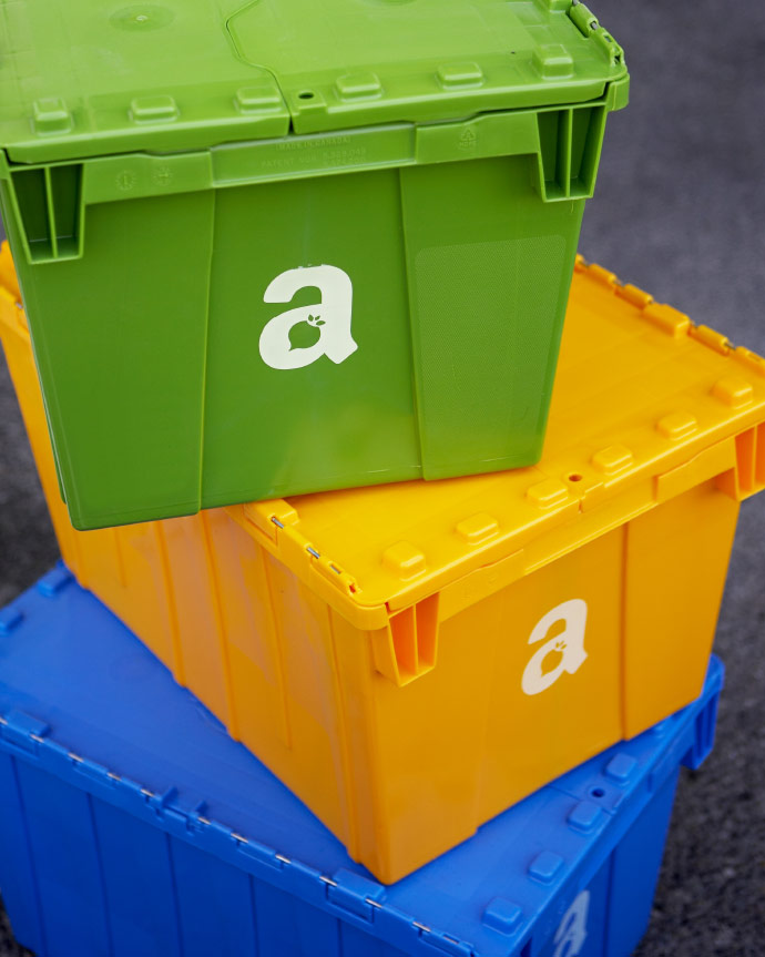 Amazon Fresh Packaging