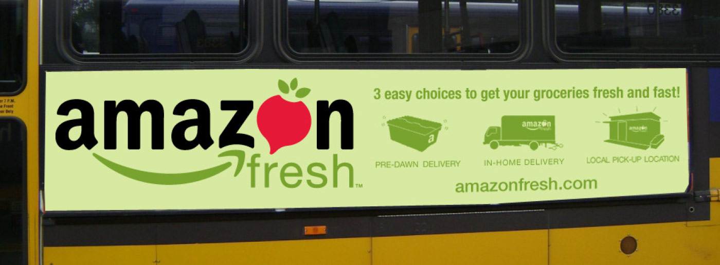 Amazon Fresh Advertising