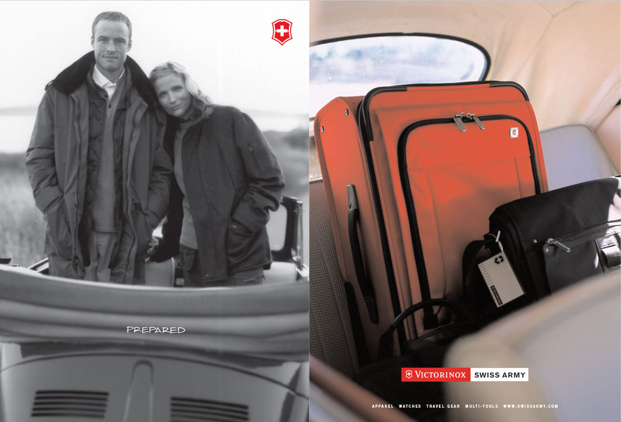 Victorinox / Swiss Army National Advertising