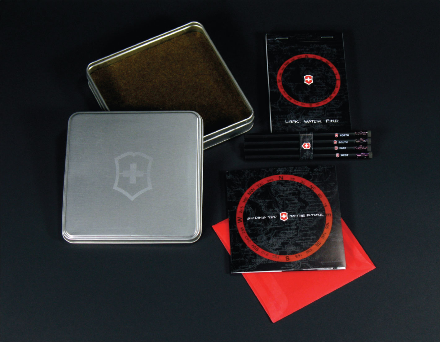 Victorinox / Swiss Army Packaging