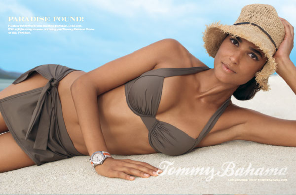 Tommy Bahama National Advertising