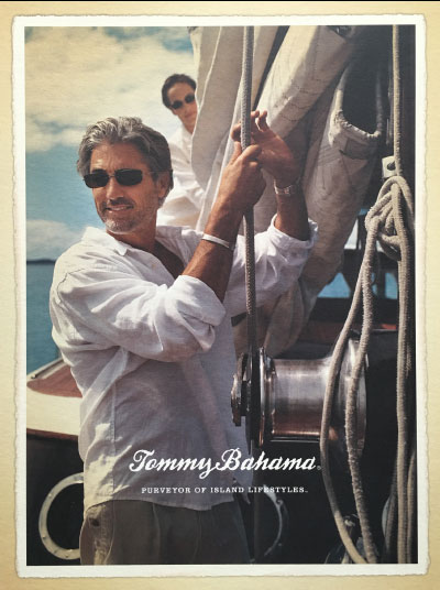 Tommy Bahama Point of Sale