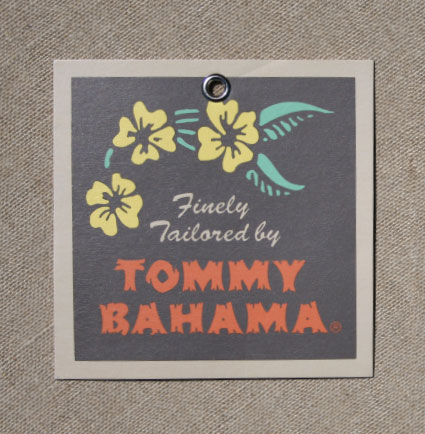 Tommy Bahama Packaging
