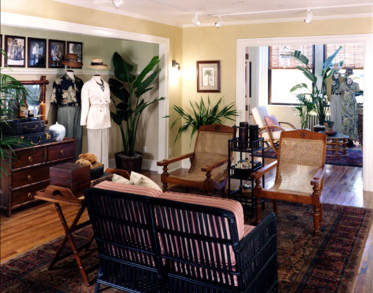 Tommy Bahama New York Showroom
