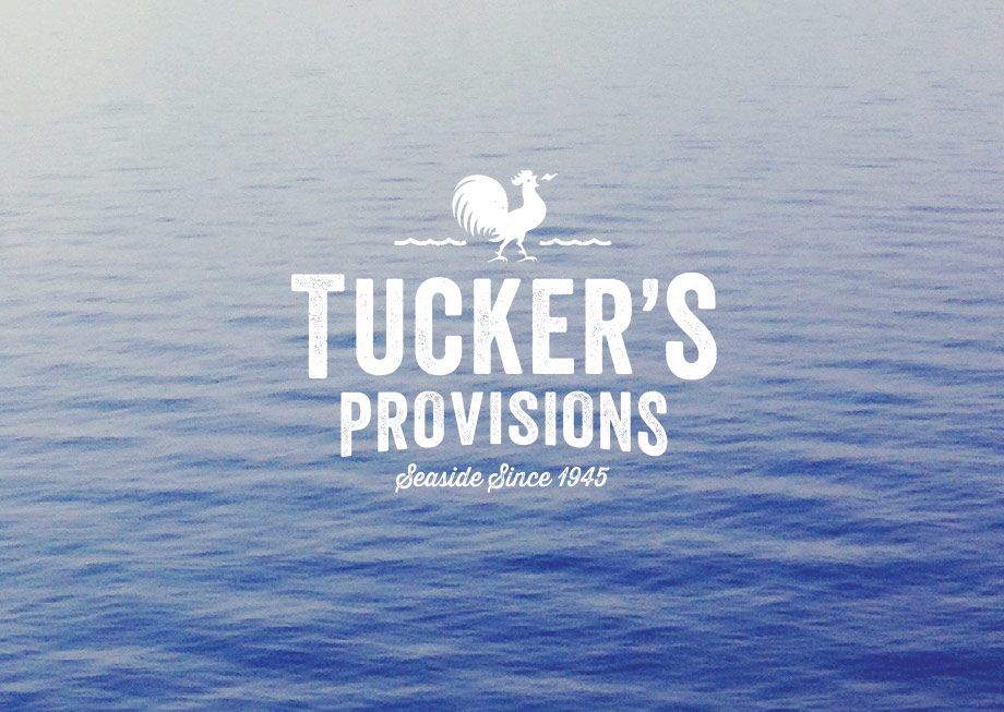 Tucker's Provisions Logo Development