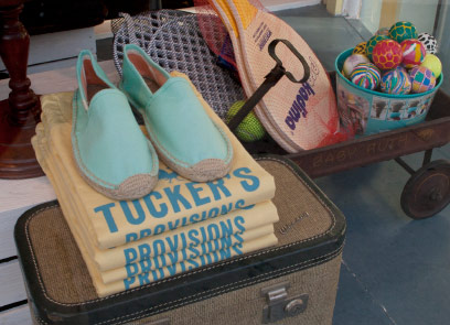 Tucker's Provisions Packaging