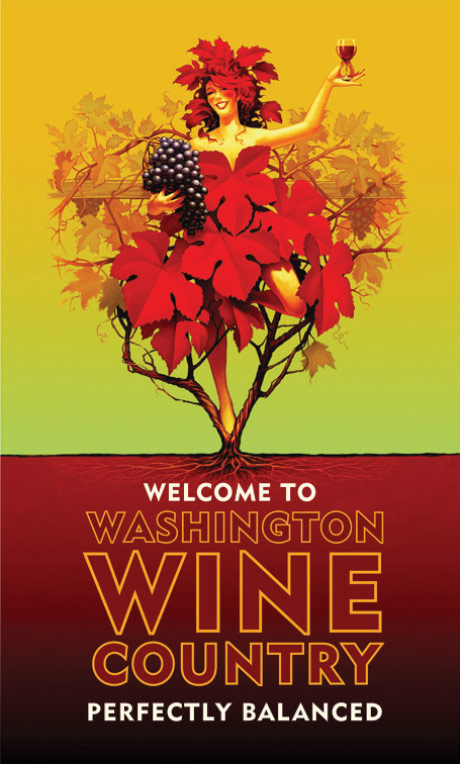 Washington Wine Country Collateral