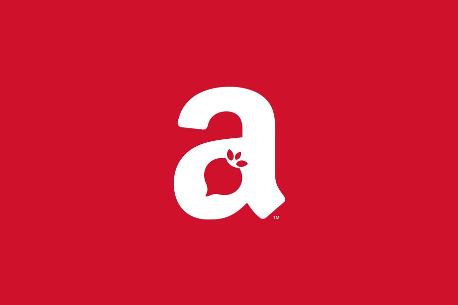 Amazon Fresh Logo Development