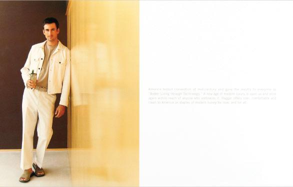 Haggar Clothing Company Brand Book