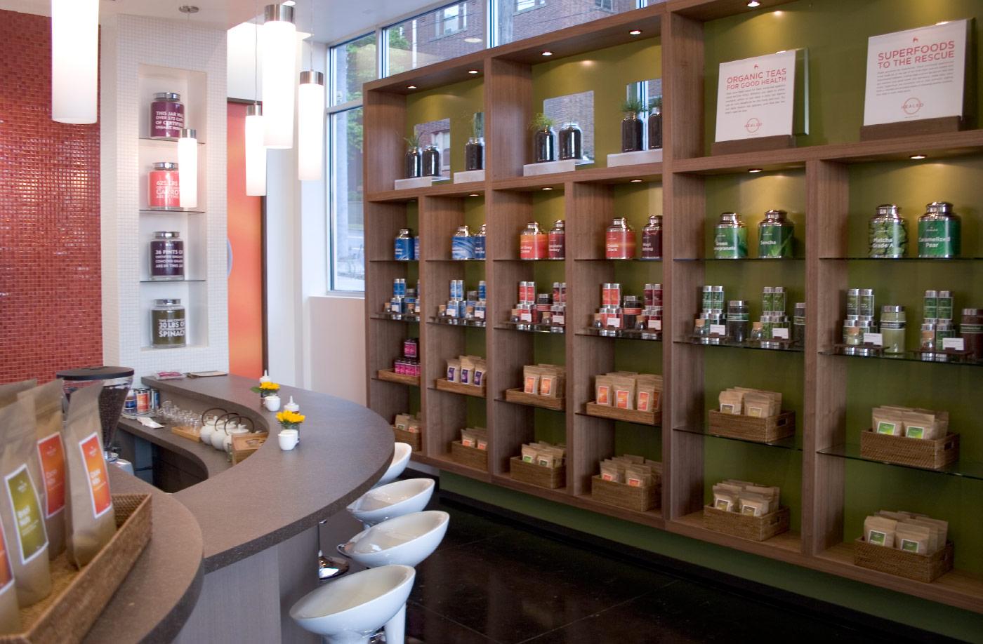 Healeo Retail Environment